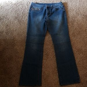 Women's Christopher and Banks jeans